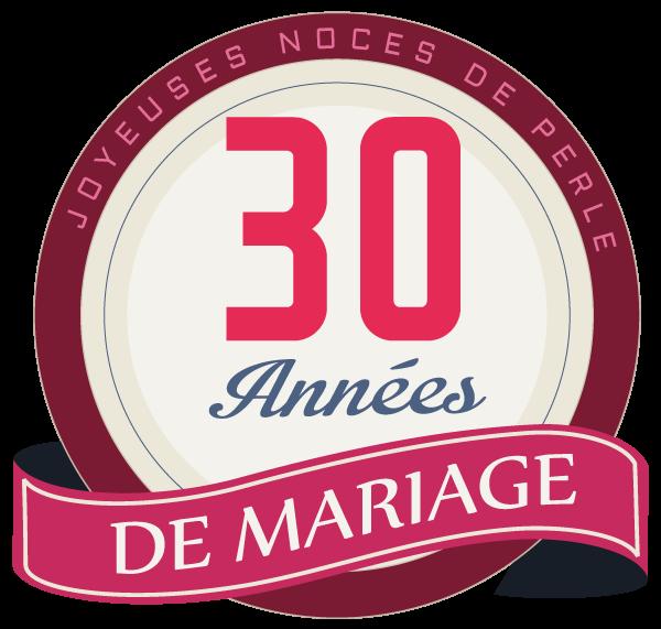 22 ans de marriage noce de quoi e