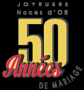 50 Ans De Mariage Noces Dor Symbole Idées Cadeaux