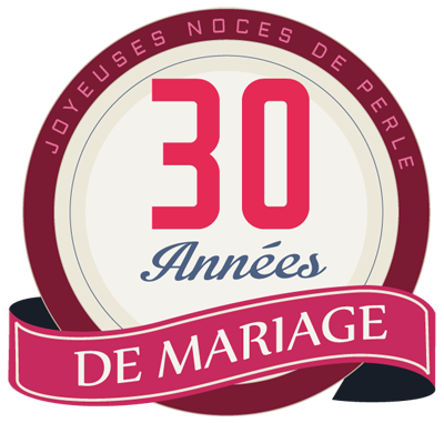 30 ans de mariage 39 noces de perle 39 symbole id es cadeaux. Black Bedroom Furniture Sets. Home Design Ideas